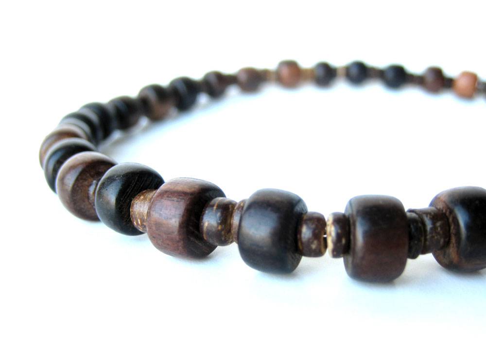 Mens surfer necklace stutter authentic men by jenny hoople for Mens jewelry stores near me