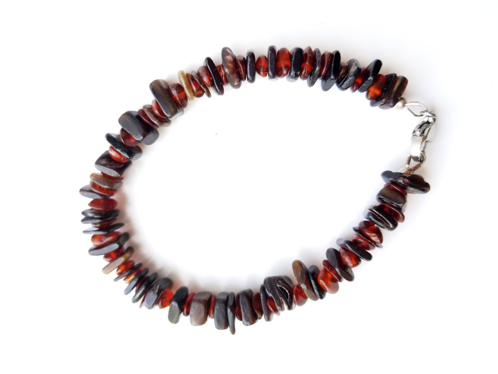 Mens surfer bracelet forest ember authentic men by for Mens jewelry stores near me