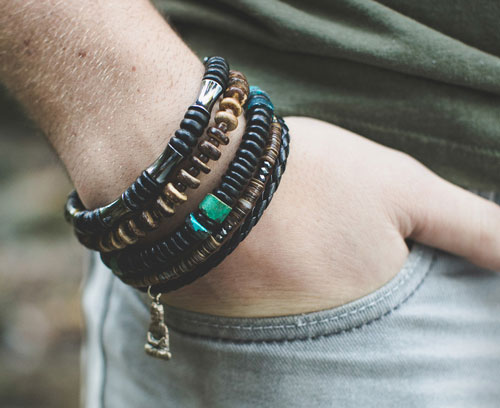 Ready To Try The Stacked Bracelet Look Here Are Some Tips