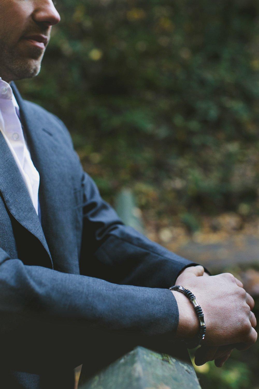 Business Casual Men S Beaded Bracelets